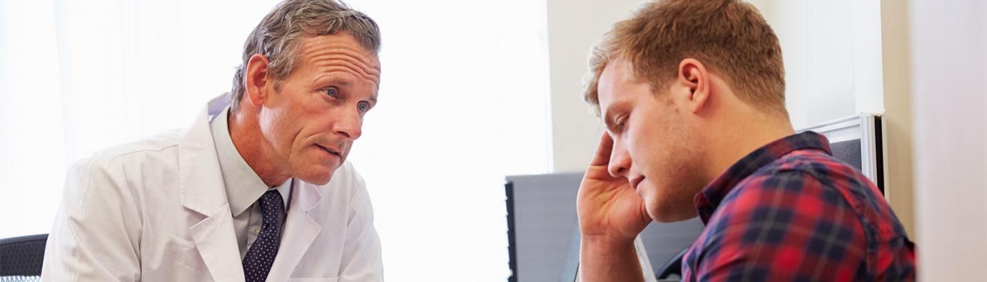 Cáncer de testículos, síntomas y precauciones