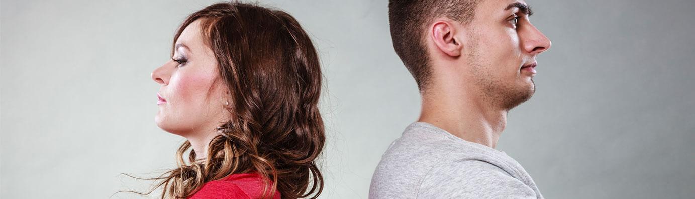 Desventajas de vivir en pareja