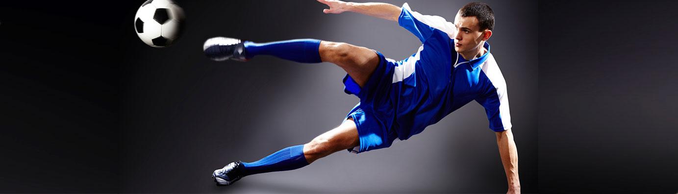 Jugar fútbol le hace bien a tu salud