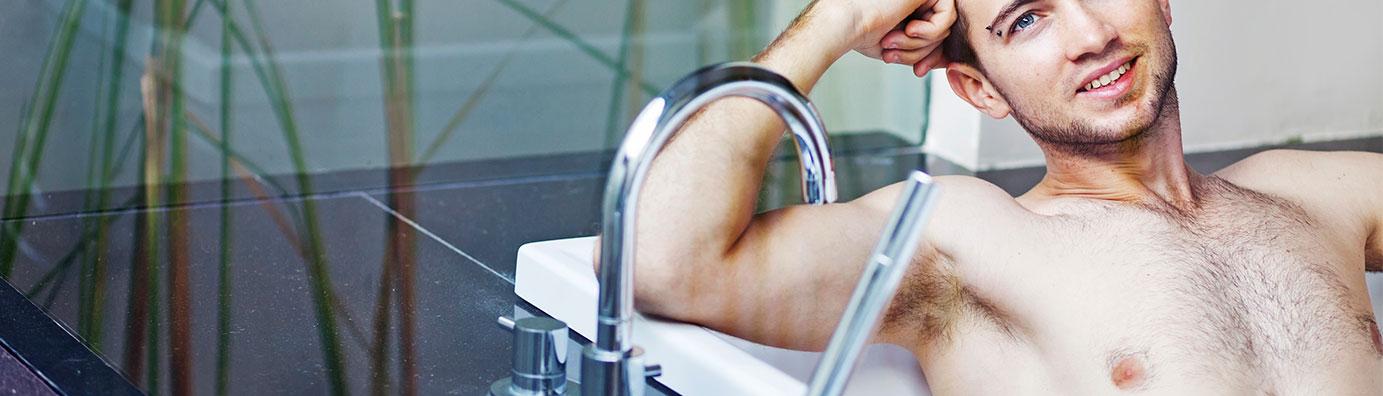Cómo lavar correctamente tus partes íntimas