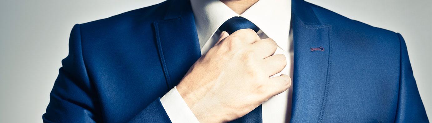 Lo que transmite el color de tu corbata