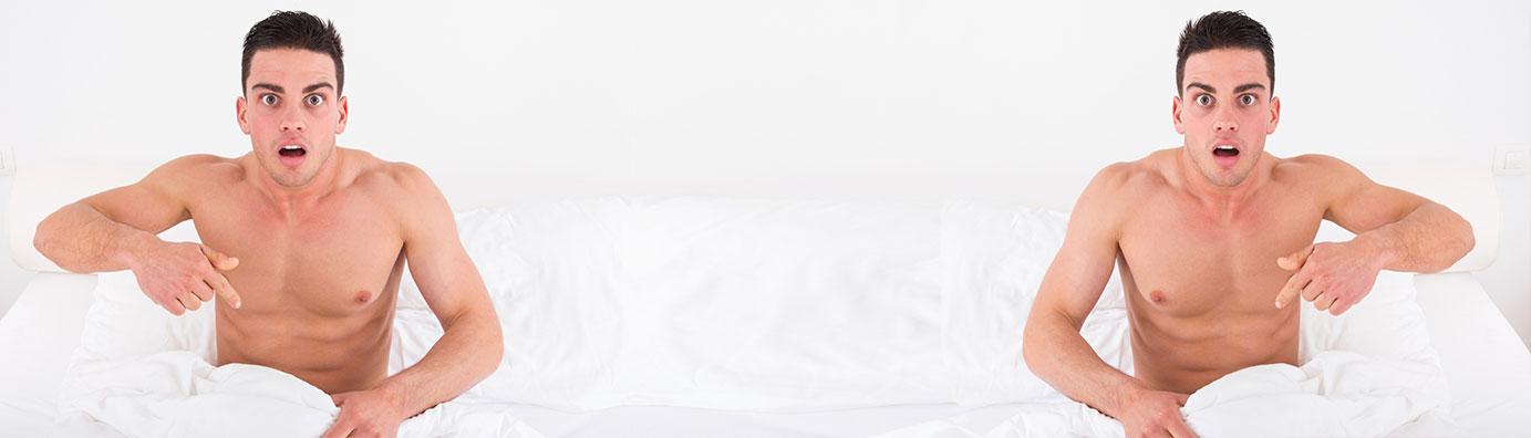 Verrugas genitales o condilomas (VPH) en el hombre