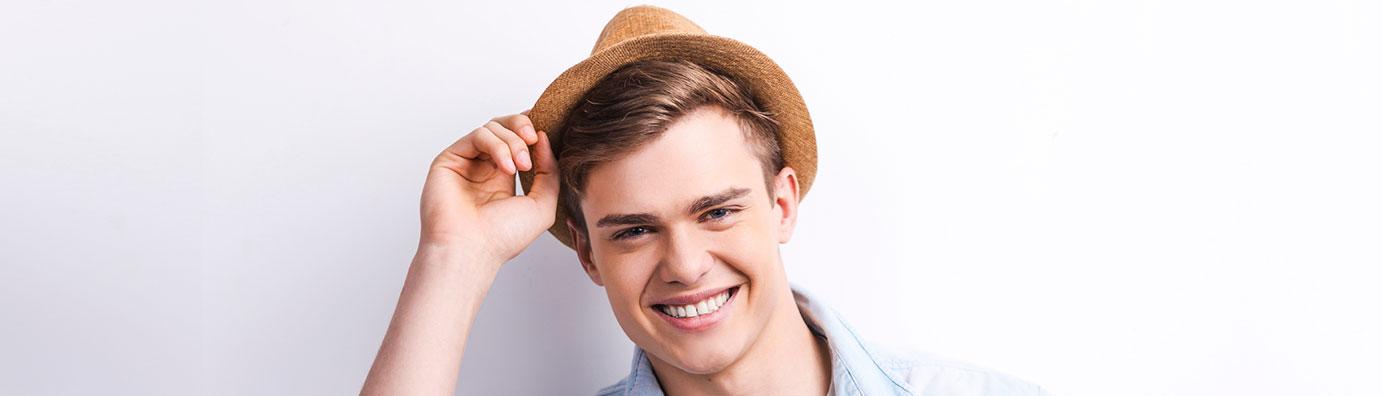 Elige el sombrero según tu rostro