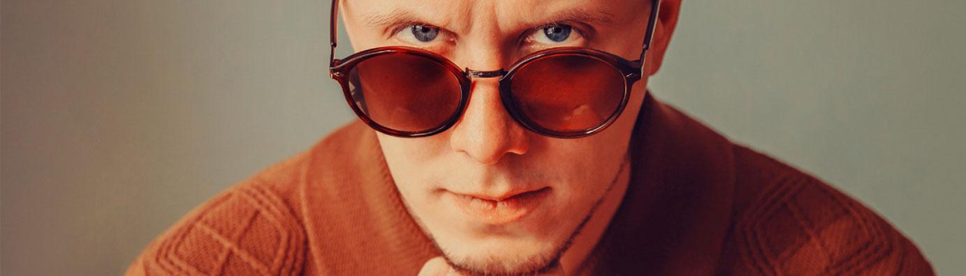 Elige los lentes de sol según tu rostro